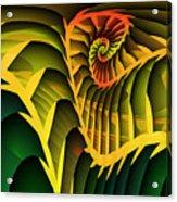 Jungle Acrylic Print