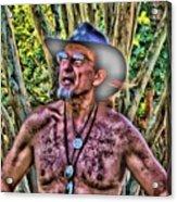 Jungle Mission Acrylic Print
