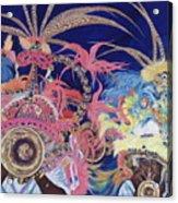 Junkanoo Acrylic Print
