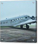 Junkers Ju-52 Acrylic Print