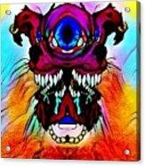 Junkie Cyclops Acrylic Print