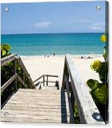Juno Beach Florida Acrylic Print