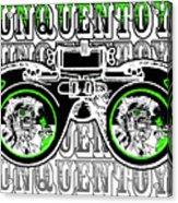 Junquentoys Goggle Fader Fashion Acrylic Print