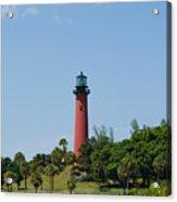 Jupiter Florida Acrylic Print