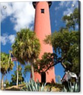 Jupiter Lighthouse II Acrylic Print