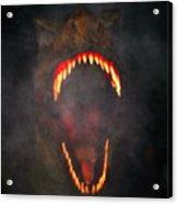 Jurassic Terror Acrylic Print
