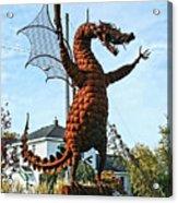 Jurustic Park - 1 Acrylic Print