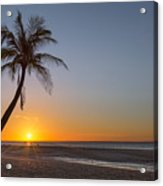 Just Another Bantayan Island Sunrise Acrylic Print