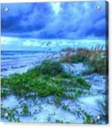 Just Beachy Acrylic Print