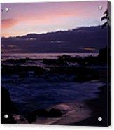 Ka Lokomaikai Paako Makena Maui Hawaii Acrylic Print