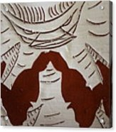 Kabaka Atuuse- The King Has Arrived - Tile Acrylic Print