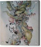 Kabuki Acrylic Print