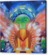 Kachina Spirit Acrylic Print