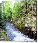 Kadunce River 2 Acrylic Print