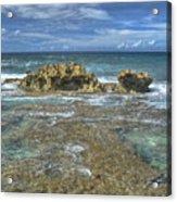 Kaena Point  7898 Acrylic Print