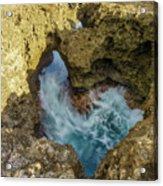 Kaena Point Trail Acrylic Print