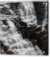 Kakabeka Falls Three Acrylic Print