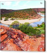 Kalbarri National Park 2am-29388 Acrylic Print
