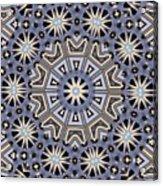Kaleidoscope 104 Acrylic Print