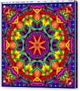 Kaleidoscope 2 Acrylic Print