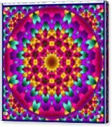 Kaleidoscope 3 Acrylic Print