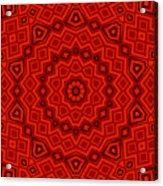 Kaleidoscope 3200 Acrylic Print