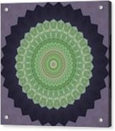 Kaleidoscope 4 Acrylic Print