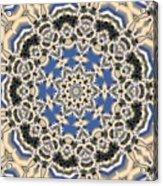 Kaleidoscope 77 Acrylic Print