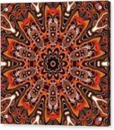 Kaleidoscope 85 Acrylic Print