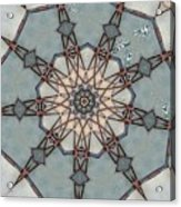 Kaleidoscope 92 Acrylic Print