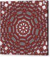 Kaleidoscope 95 Acrylic Print