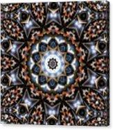 Kaleidoscope 99 Acrylic Print