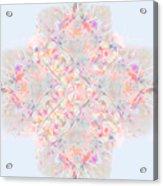 Kaleidoscope Abstract Acrylic Print