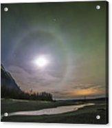 Kaleidoscope Night Acrylic Print
