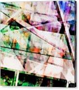 Kaleidoscope Vision Acrylic Print