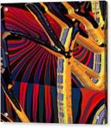 Kali-fa-callig10x11m8 Acrylic Print