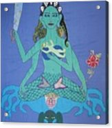Kali Ma Acrylic Print