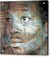 Kalief Browder - A Young Martyr Acrylic Print