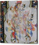 Kama Sutra Thrice Acrylic Print