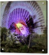 Kanaloa Acrylic Print