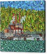 Kanawha River Acrylic Print