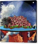 Kandorian Dreams Acrylic Print