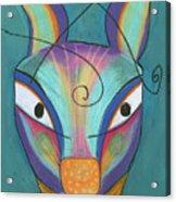 Kanga Acrylic Print