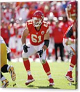 Kansas City Chiefs Acrylic Print