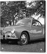Karmann Ghia Coupe I I Acrylic Print