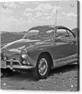 Karmann Ghia Coupe I I I Acrylic Print