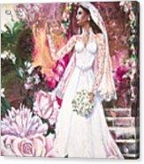 Kate The Princess Bride Acrylic Print