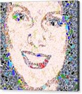Kath Acrylic Print