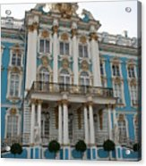 Katharinen Palace I - Russia  Acrylic Print