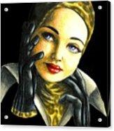 Kathrine Acrylic Print